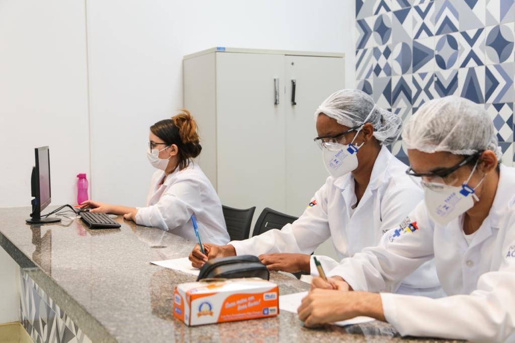 Secretaria de Saúde inaugura ambulatórios para pacientes com Covid-19 no Maranhão