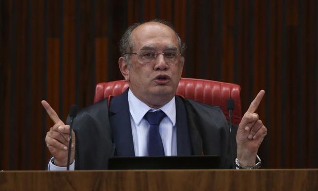 Gilmar Mendes (Foto: Ailton de Freitas / Agência O Globo)