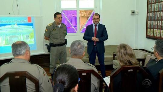 Com 51 homicídios em 2018, Pelotas recebe reforço de 40 novos PMs