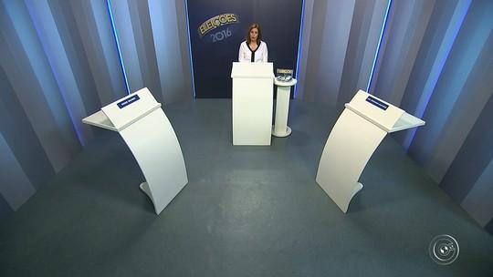 Candidatos à Prefeitura de Jundiaí participam de debate da TV TEM