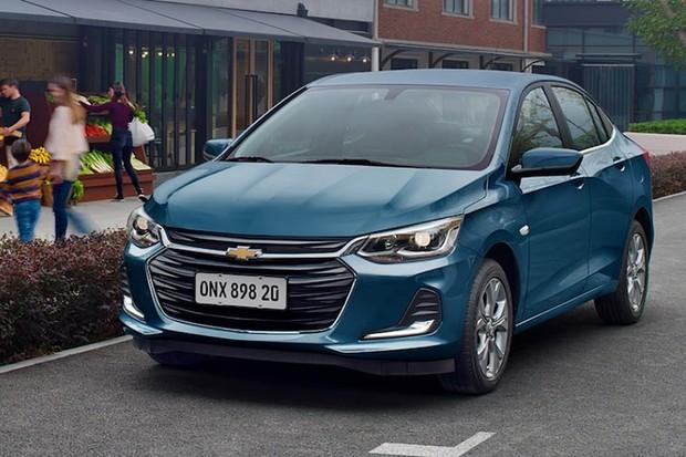 Chevrolet Lanca Novo Onix Plus Premier 2020 Por R 73 190 Autoesporte Noticias