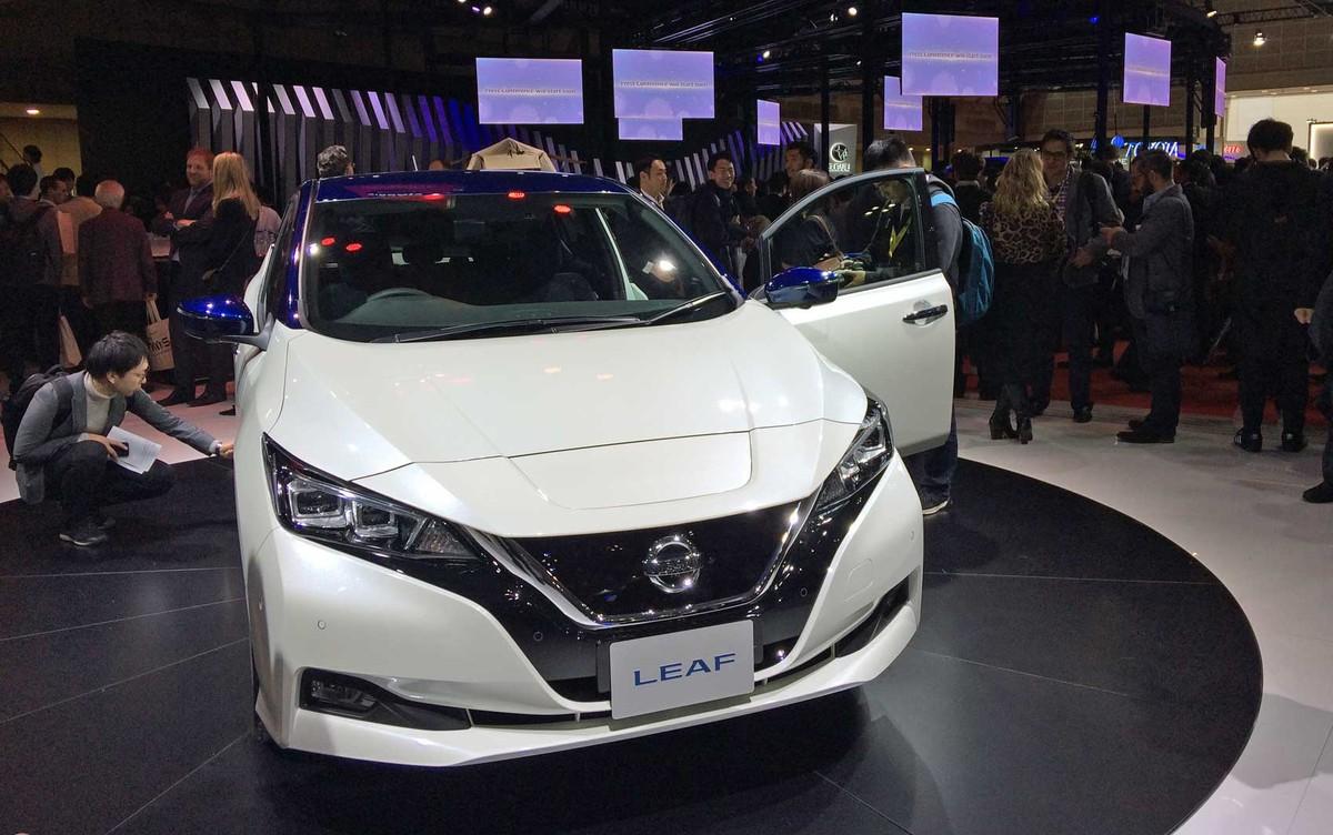 Nissan venderá carro elétrico Leaf no Brasil