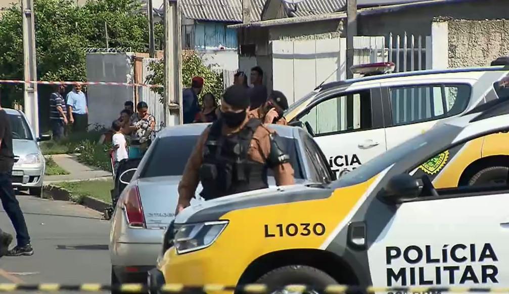 Suspeito de ter assaltado policial é morto em confronto com a PM em Colombo, diz polícia
