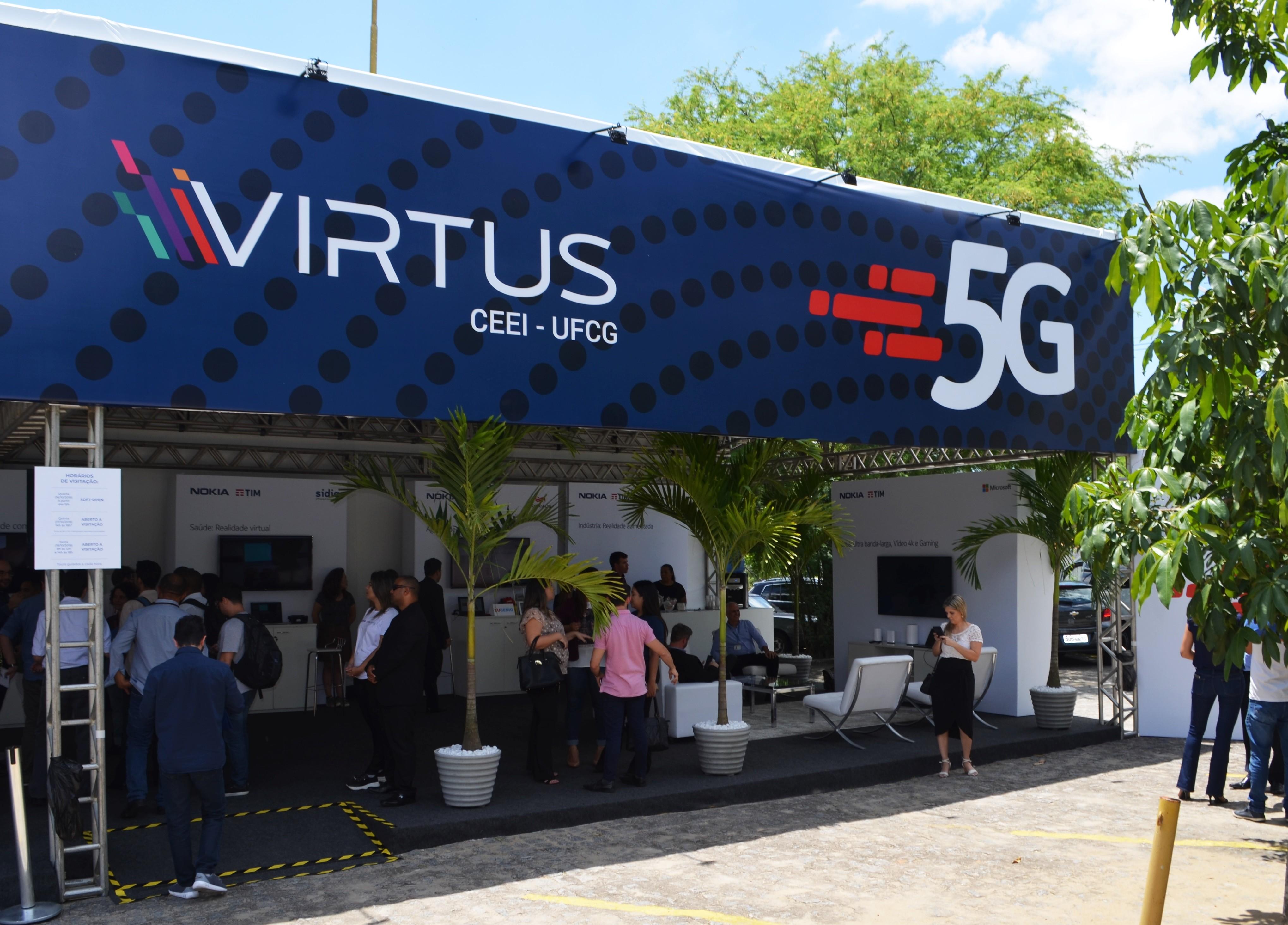 Primeiro laboratório 5G do Nordeste é implantado na UFCG, em Campina Grande - Notícias - Plantão Diário