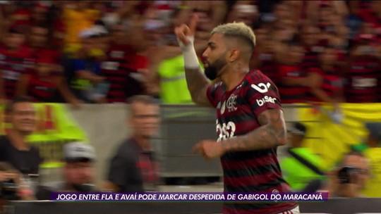 Jogo contra o Avaí pode marcar despedida de Gabigol do Maracanã
