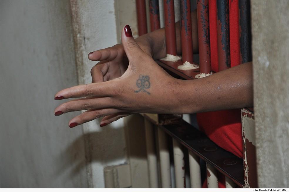 Vacinação de pessoas privadas de liberdade vai começar no Complexo Penitenciário Estevão Pinto.  — Foto: Renata Caldeira/TJMG