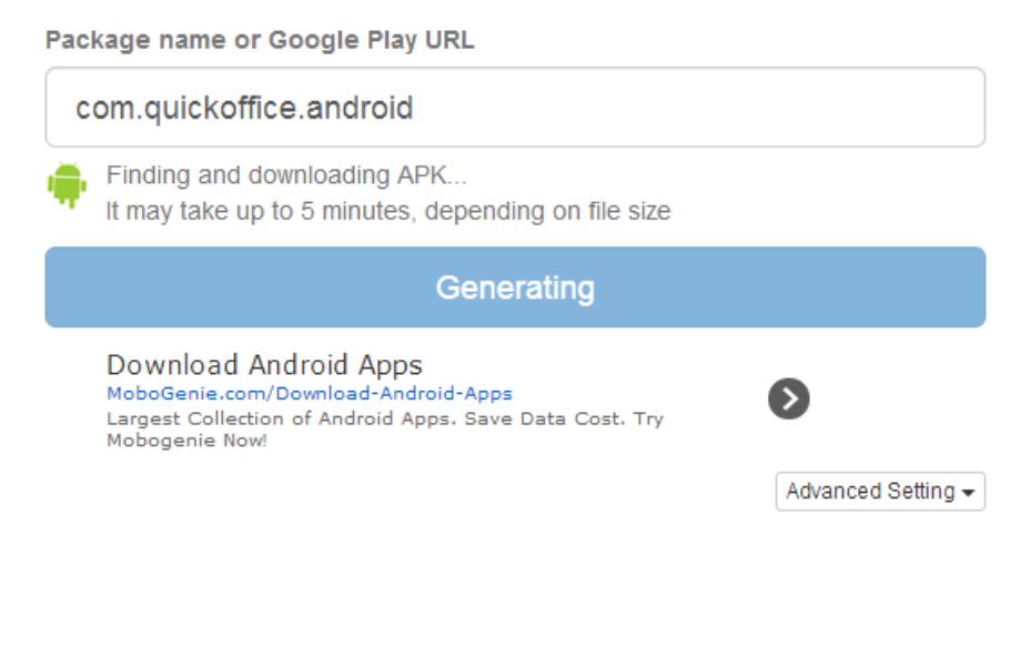 APK Downloader | Download | TechTudo
