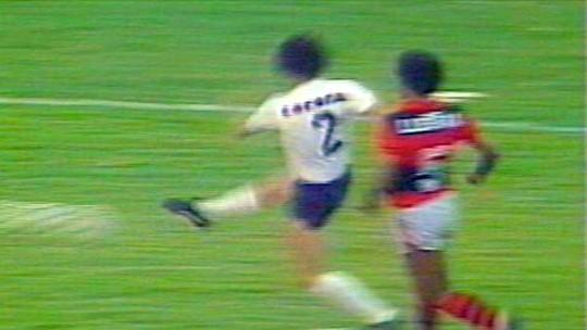 Lista GE: oito momentos marcantes em Corinthians x Flamengo no Brasileirão