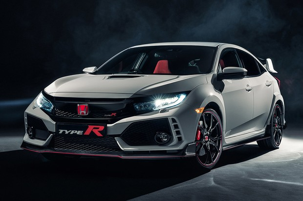 honda revela o civic type r 2017 mas n o pra j auto esporte not cias. Black Bedroom Furniture Sets. Home Design Ideas