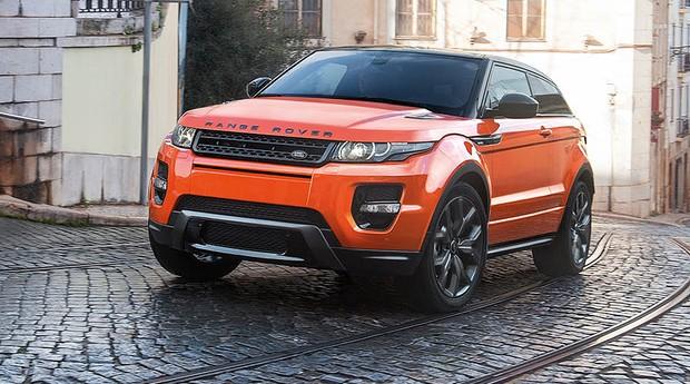 Land Rover Discovery 2 >> Land Rover revela mais do novo Evoque Autobiography ...