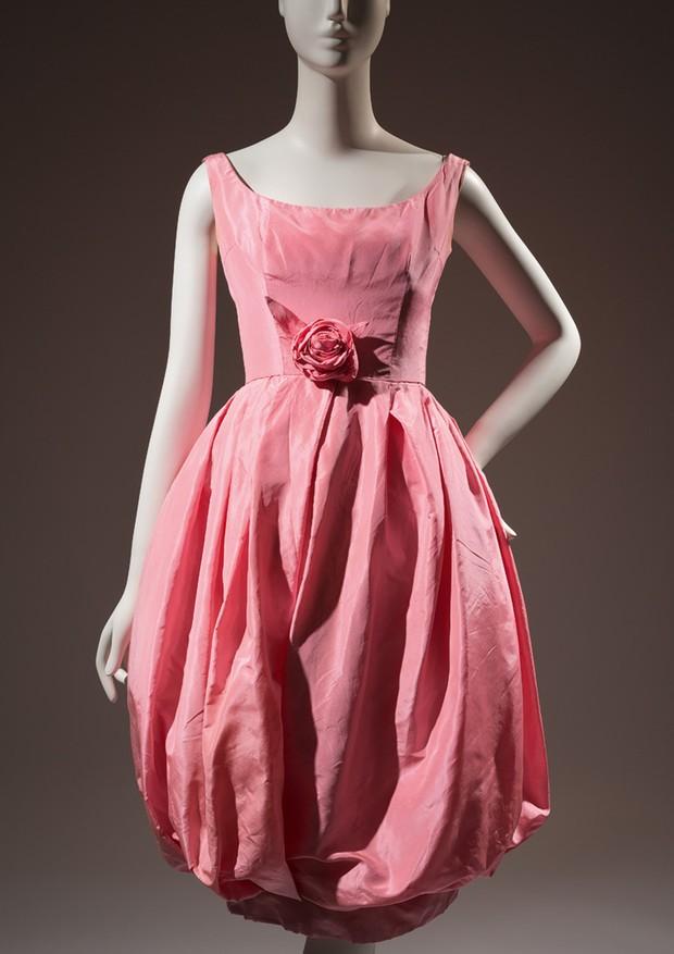 Vestido Christian Dior, de 1960 (Foto: Divulgação)