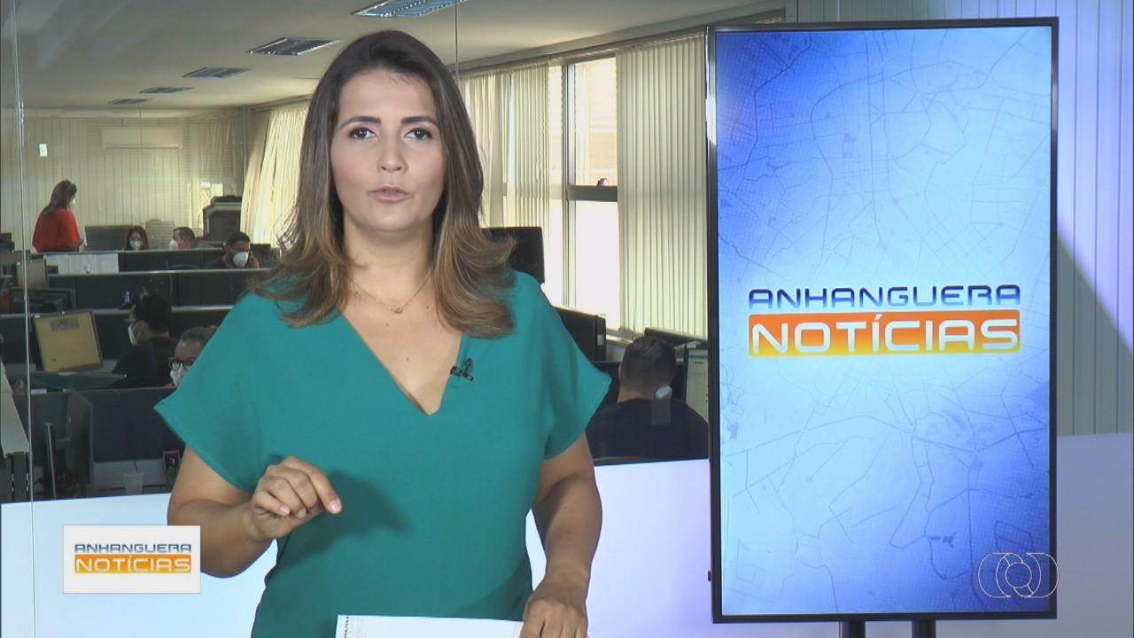 VÍDEOS: Anhanguera Notícias desta sexta-feira, 24 de setembro de 2021