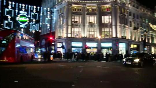 Estação de metrô em Londres é fechada após relatos de tiros