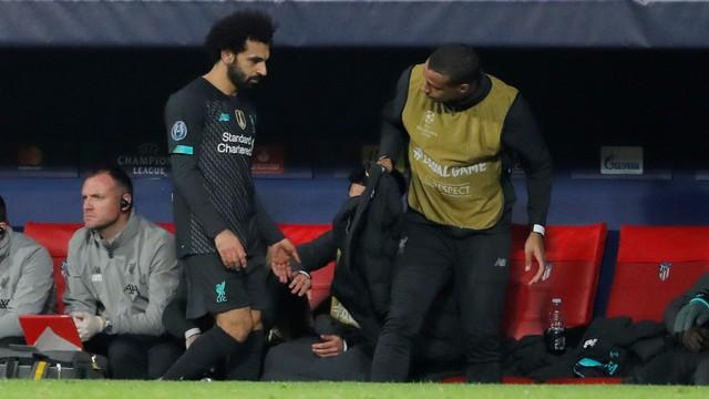 Salah, Liverpool, Liga dos Campeões