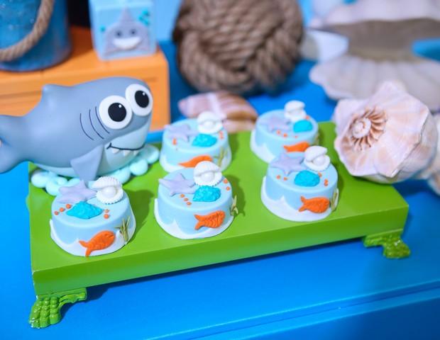 Baby Shark (Foto: Ju e Amanda Eventos)