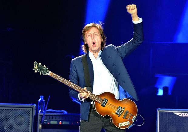 Paul McCartney gravará cena em novo filme da franquia 'Piratas do Caribe' (Foto: Getty Images)