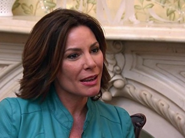 Americana Luann de Lesseps é conhecida por ter participado do seriado 'The Real Housewives of New York City'  (Foto: Divulgação)