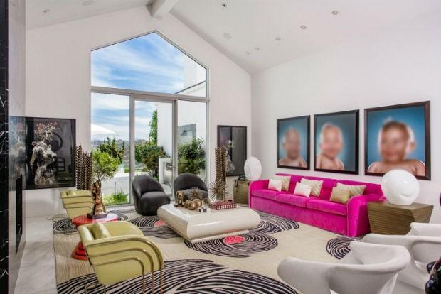 Gwen Stefani coloca mansão à venda (Foto: Divulgação)