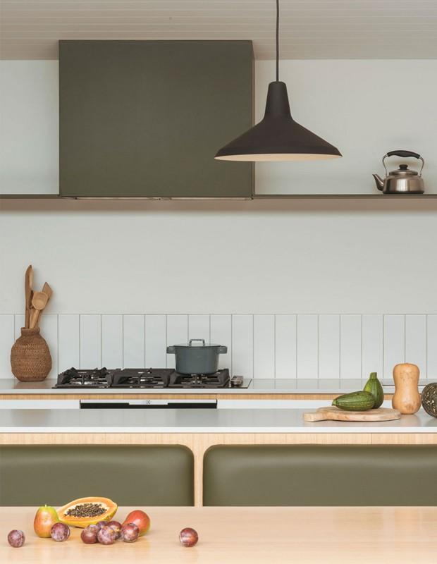 Décor do dia: cozinha integrada com sala de jantar (Foto: Divulgação)