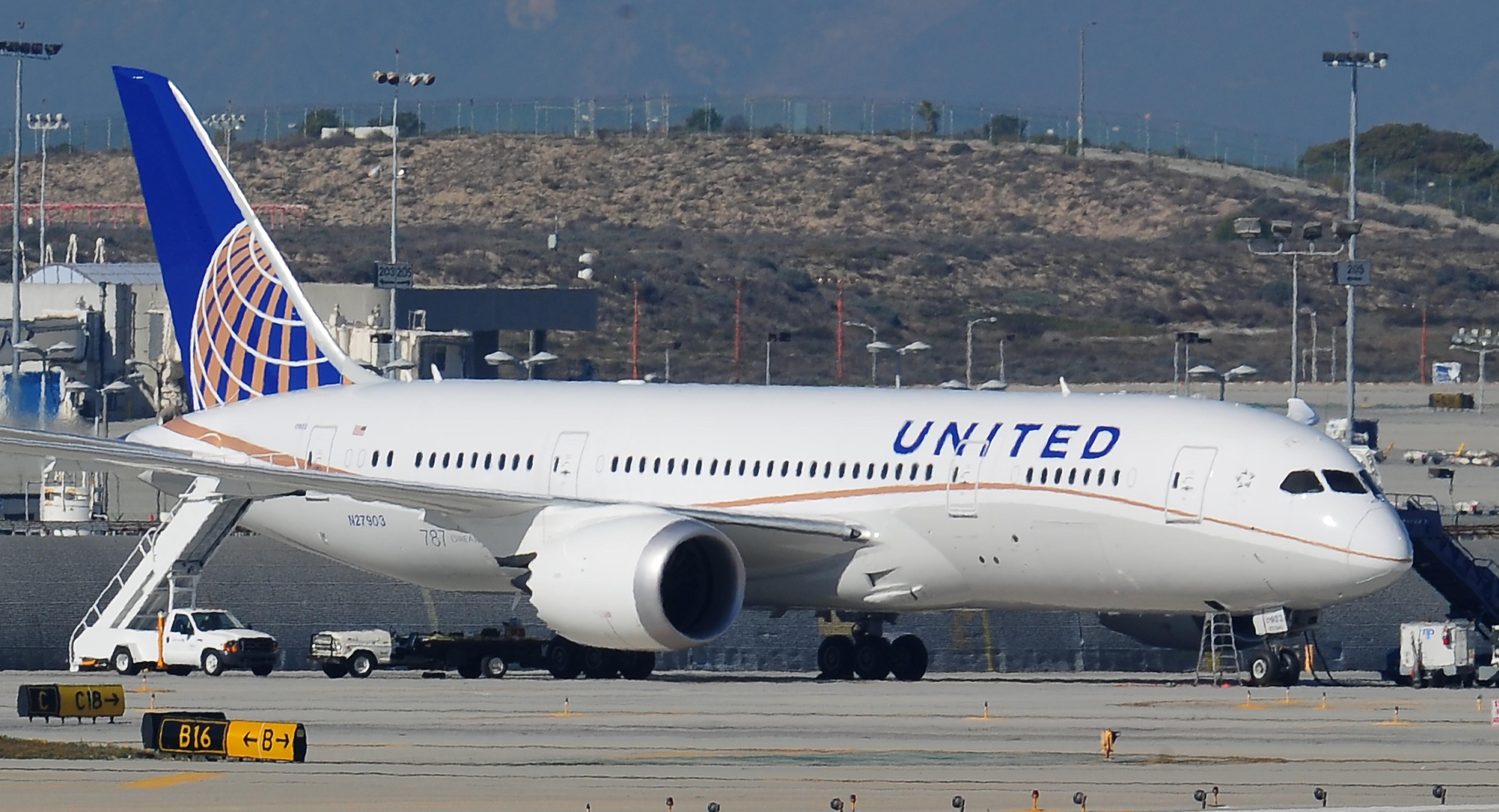 United lança voo mais longe com destino ou origem nos EUA