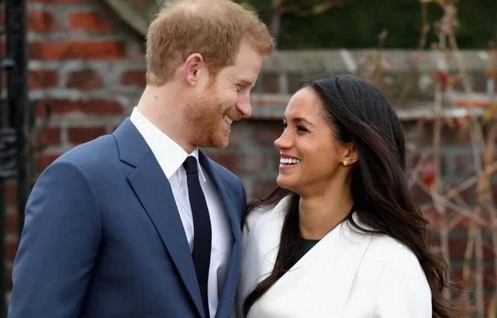 Meghan Markle, esposa do Príncipe Harry, ficou em quarto no ranking de celebridades mais buscadas no Google — Foto: Divulgação/Creative Commons