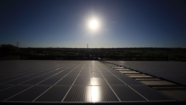 energia solar (Foto: Getty Images)