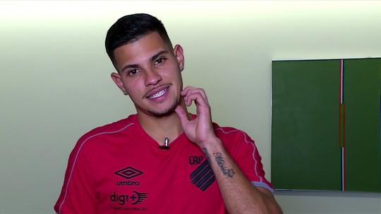 Bruno Guimarães responde perguntas dos internautas
