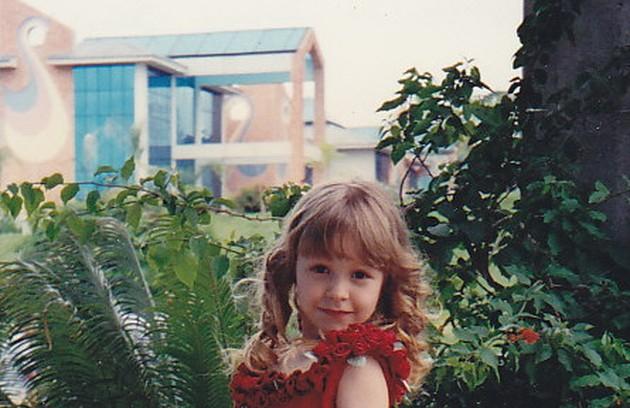 Em 1998, Carla Diaz foi a personagem Maria em 'Chiquititas' (Foto: Divulgação)
