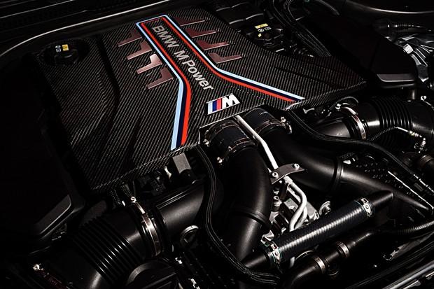 BMW M5 Motor (Foto: Divulgação)