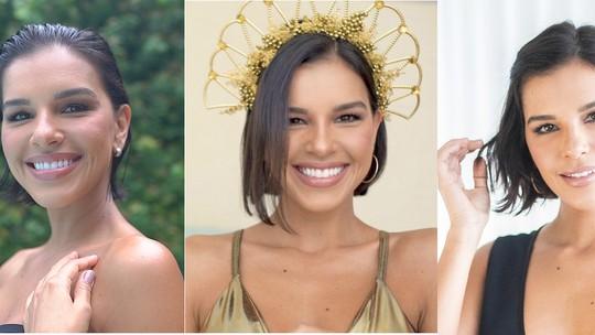 Mariana Rios ensina passo a passo de beleza para deixar os cabelos perfeitos na praia e durante todo o Carnaval