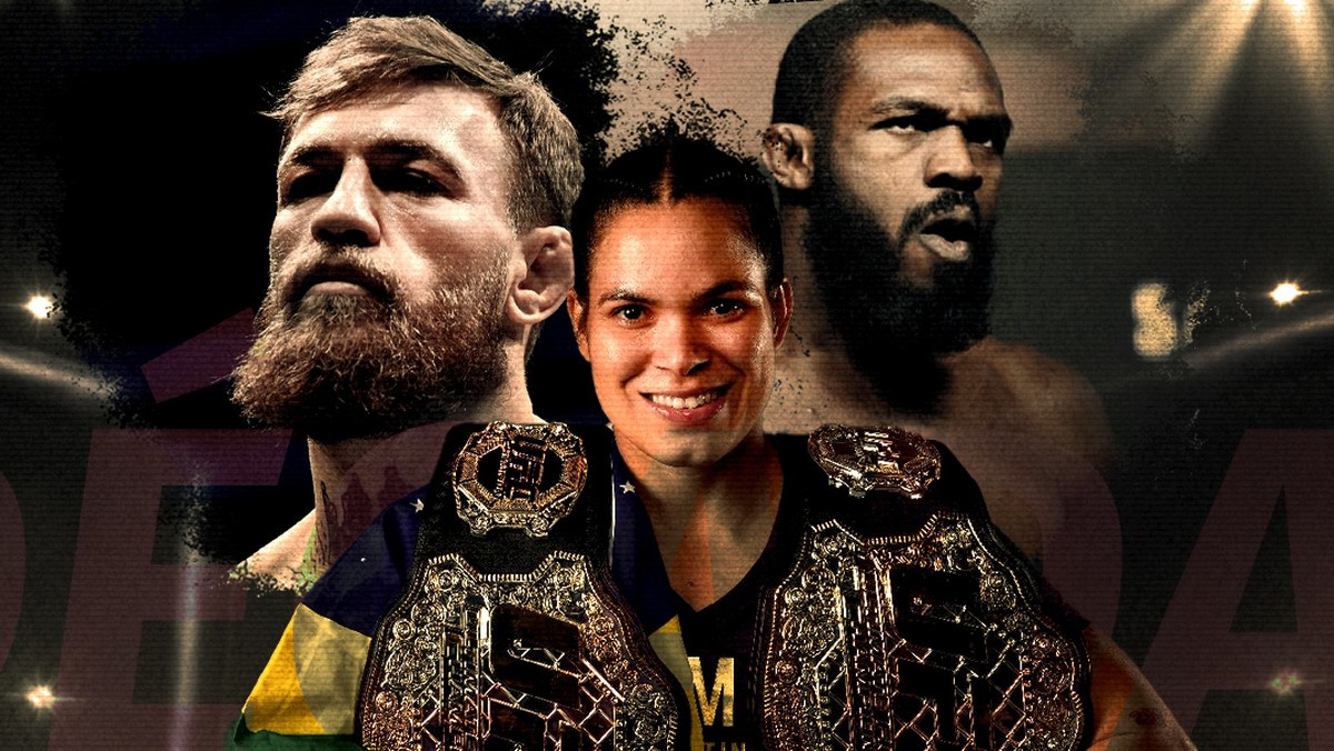 Retrospectiva da década: veja quais foram os maiores lutadores do MMA entre 2011-2020