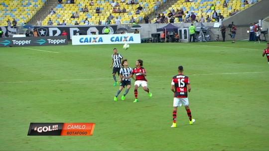 Victor Luís, Camilo, Arana, Rafael Lima e Max brigam por melhor lance! Vote!