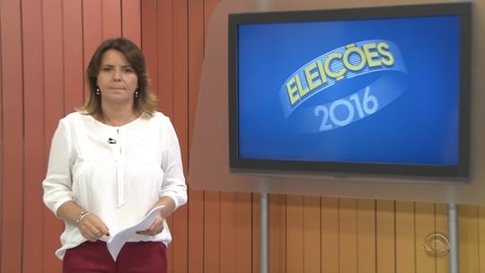Veja como foi a semana dos candidatos a prefeito em Joinville