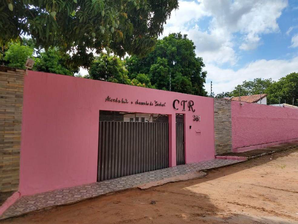 Centro terapêutico em Juazeiro do Norte atende pacientes com transtornos psiquiátricos  — Foto: Isaac Macedo