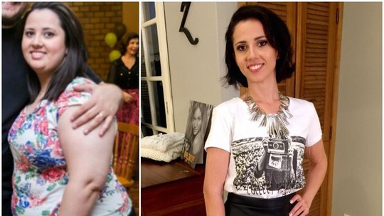 Depois de perder 55 quilos, gaúcha ganha transformação de visual