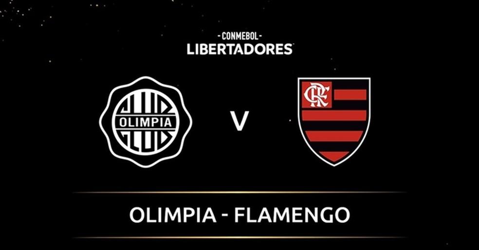 Olimpia x Flamengo ao vivo: onde assistir ao jogo da Libertadores |  Streaming | TechTudo