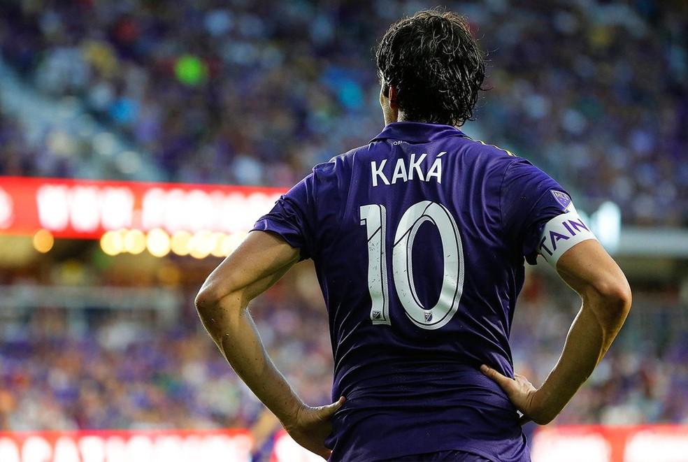 Kaká não jogará mais no Orlando City (Foto: Reprodução Twitter)