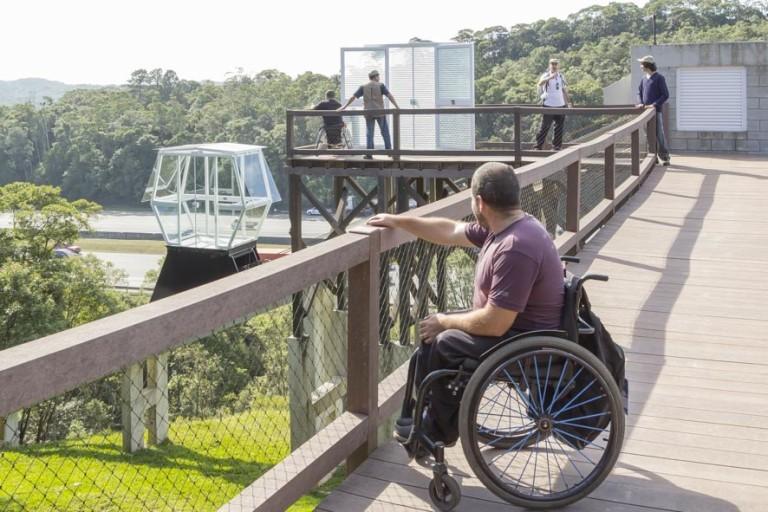 Parque Ecológico Imigrantes (Foto: Divulgação )