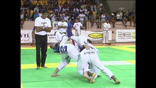 Baú do Joinha relembra a Copa do Mundo de Jiu-Jitsu de 2003 com estrelas do UFC no tatame