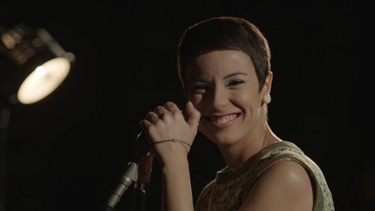 Andréia Horta comemora indicação de 'Elis' ao Emmy Internacional 2020: 'Não para de me trazer alegrias'