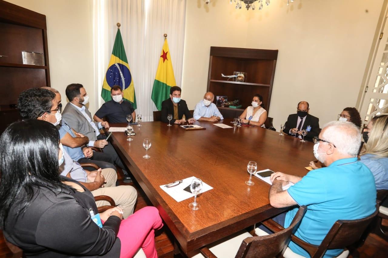 Prefeito de Rio Branco pede prorrogação da reversão do sistema de abastecimento para de janeiro de 2022