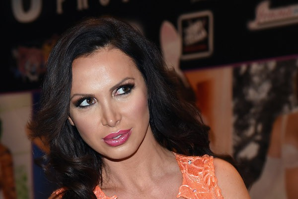 A atriz pornô Nikki Benz (Foto: Getty Images)