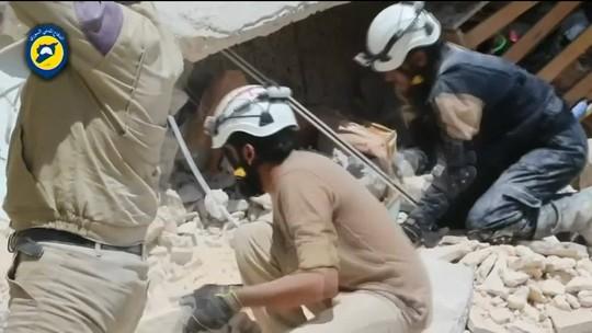 Damasco classifica retirada de Capacetes Brancos como 'operação criminosa'