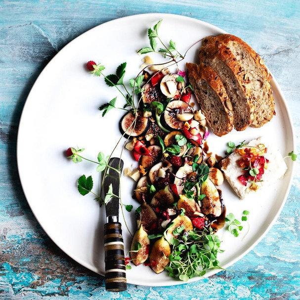 Vegetarianismo (Foto: Reprodução Instagram / Maya Sozer (The Dreamy Leaf))
