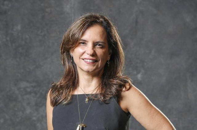 Angela Chaves (Foto: Raquel Cunha/TV Globo)