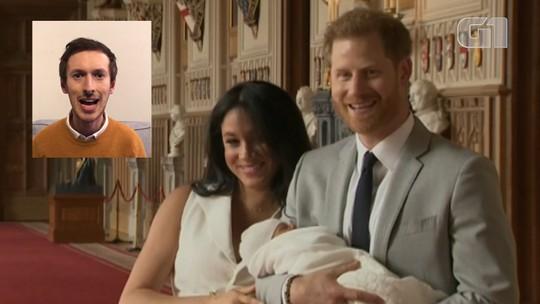 Príncipe Harry divulga foto do filho Archie para celebrar seu primeiro Dia dos Pais