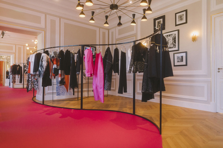 A boutique da Schiaparelli  (Foto: Divulgação)