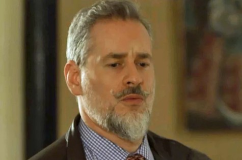Eurico (Dan Stulbach)  (Foto: TV Globo)