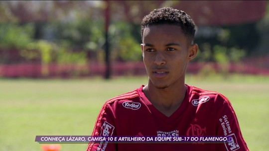 Pérola cuidada: boa relação é trunfo do Flamengo para não reviver com Lázaro o efeito Reinier