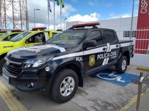 Polícia prende suspeito de matar empresária em São Sebastião, AL; vítima foi morta na frente da filha